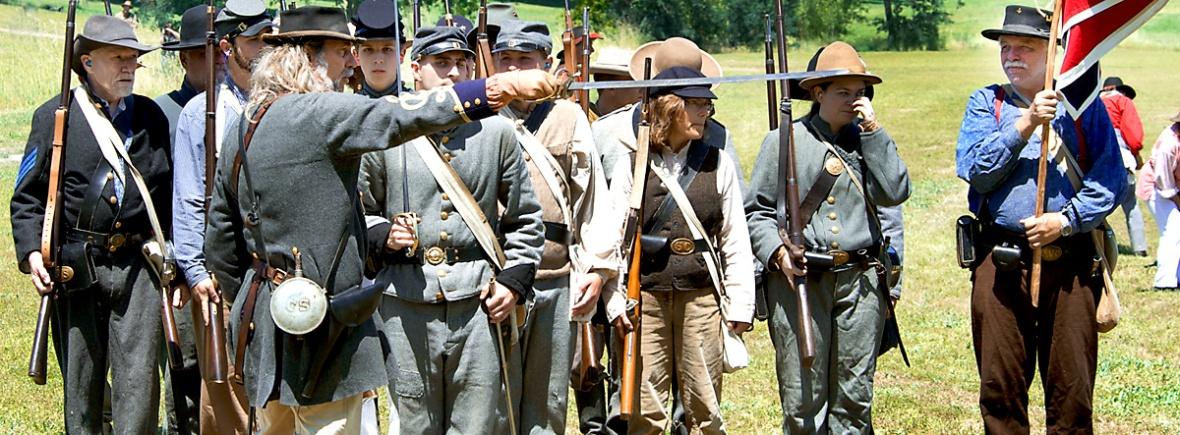EVENT CALENDAR – The National Civil War Association