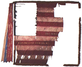 71st PA Battle Flag